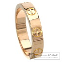 Authentic CARTIER  Minirabu Ring 18K pink gold