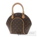 Authentic LOUIS VUITTON  Ellipse PM M51127 Handbag Monogram canvas
