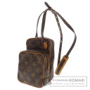 Authentic LOUIS VUITTON  Mini Amazon M45238 Shoulder bag Monogram canvas