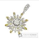 Authentic TASAKI  Diamond Pendant 18K White Gold