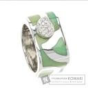 Diamond Ring 18K White Gold  12.8