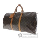 Authentic LOUIS VUITTON  Keepall 55 M41424 Boston bag Monogram canvas