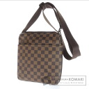 Authentic LOUIS VUITTON  Toro Turbo Boolean N41135 Shoulder bag Damier Canvas