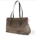 Authentic LOUIS VUITTON  Chelsea M51119 Shoulder bag Damier Canvas
