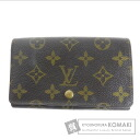 Authentic LOUIS VUITTON  Porto Monet Bietorezo Le M61730 (With coin purse) Purse Monogram canvas