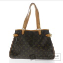 Authentic LOUIS VUITTON  Batignolles-Orizontaru M51154 Shoulder bag Monogram canvas