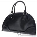 Authentic LOUIS VUITTON  Bowling Montaigne PM M59322 Handbag Epi Leather