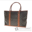 Authentic LOUIS VUITTON  Weekend PM M42425 Shoulder bag Monogram canvas