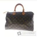 Authentic LOUIS VUITTON  Speedy 35 M41524 Handbag Monogram canvas