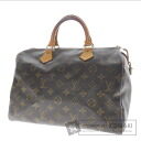 Authentic LOUIS VUITTON  Speedy 30 M41527 Handbag Monogram canvas