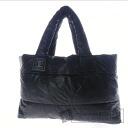 Authentic CHANEL  Coco Cocoon Tote bag Nylon