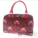 Authentic Tory Burch  with logo with Handbag Leather