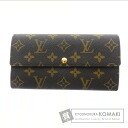 Authentic LOUIS VUITTON  Porutofoiyu Sarah M61734 (With coin purse) Purse Monogram canvas
