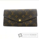 Authentic LOUIS VUITTON  Porutofoiyu Sarah M60531 (With coin purse) Purse Monogram canvas