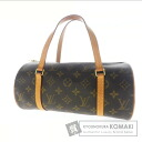 Authentic LOUIS VUITTON  Papillon 26 M51386 Handbag Monogram canvas