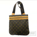 Authentic LOUIS VUITTON  Pochette · Bosphore M40044 Shoulder bag Monogram canvas
