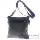 Authentic COACH  70 267 Op Art Shoulder bag PVC Leather
