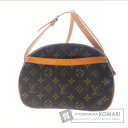 Authentic LOUIS VUITTON  Blois M51221 Shoulder bag Monogram canvas