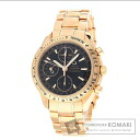 Authentic OMEGA Speedmaster Watch 18K Pink Gold   Men