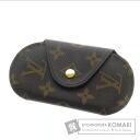 Authentic LOUIS VUITTON  Multicles · Ron GM M60116 Key case Monogram canvas