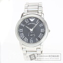 Authentic Emporio Armani Roman numeral Watch stainless steel   Men