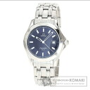 Authentic OMEGA Seamaster120 Watch SS   Men