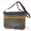 Authentic LOUIS VUITTON  Messenger GM Bosphore M40105 Shoulder bag Monogram canvas