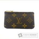 Authentic LOUIS VUITTON  Pochette M62650 Kure Key case Monogram campus