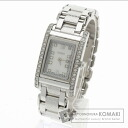 Authentic FENDI Diamond Watch SS   Ladies