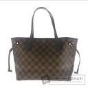 Authentic LOUIS VUITTON  Neverfull PM N51109 Handbag Damier Canvas