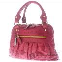 Authentic YU HAMANO  2WAY multi-function Handbag Ostrich