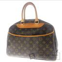 Authentic LOUIS VUITTON  Deauville M47270 Handbag Monogram canvas