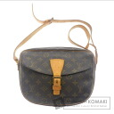 Authentic LOUIS VUITTON  Genevieve Fille M51226 Shoulder bag Monogram canvas