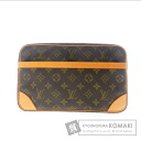 Authentic LOUIS VUITTON  compiegne M51845 business bag Monogram canvas