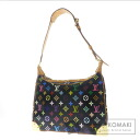 Authentic LOUIS VUITTON  Boulogne M92638 Shoulder bag Monogram Multicolore canvas