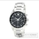 Authentic Emporio Armani Suporutibo Watch stainless steel SS  Men