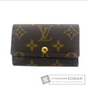 Authentic LOUIS VUITTON  Multicles6 M6263 Key case Monogram canvas