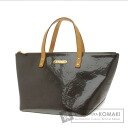 Authentic LOUIS VUITTON  Bellevue PM M93672 Handbag Vernis