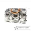 Authentic LOUIS VUITTON  Speedy 30 pumpkin dot Kusamayayoi M40690 Handbag Monogram canvas