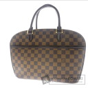 Authentic LOUIS VUITTON  Sarria-Horizontal N51282 Tote bag Damier Canvas