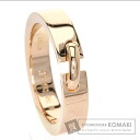 Authentic Chaumet  Lian Ring 18K Pink Gold