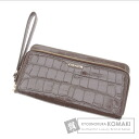 Authentic COACH  Wallet (With coin purse) Purse Enamel Leather