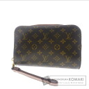 Authentic LOUIS VUITTON  Orsay M51790 business bag Monogram canvas