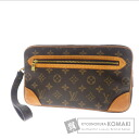 Authentic LOUIS VUITTON  Marly Dragonne M51827 business bag Monogram canvas