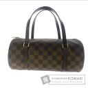 Authentic LOUIS VUITTON  Papillon 26 N51304 Handbag Damier Canvas