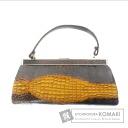 Authentic SELECT BAG  Party purse clutch Shoulder bag Crocodile