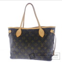 LOUIS VUITTON never full PM M 40155 tote bag Monogram Canvas ladies