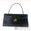 Authentic SELECT BAG  Formal Handbag Crocodile