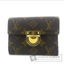 Authentic LOUIS VUITTON  Portefeiulle Koala M58013 (With coin purse) bi-fold wallet Monogram canvas