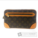 Authentic LOUIS VUITTON  Maruridoragon'nu M51827 business bag Monogram canvas
